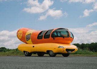 Hot Dog! Now You Can Spend a Night in the Oscar Mayer Wienermobile