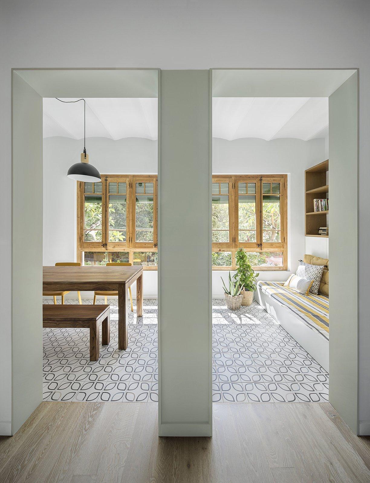 CALDRAP Apartment living room