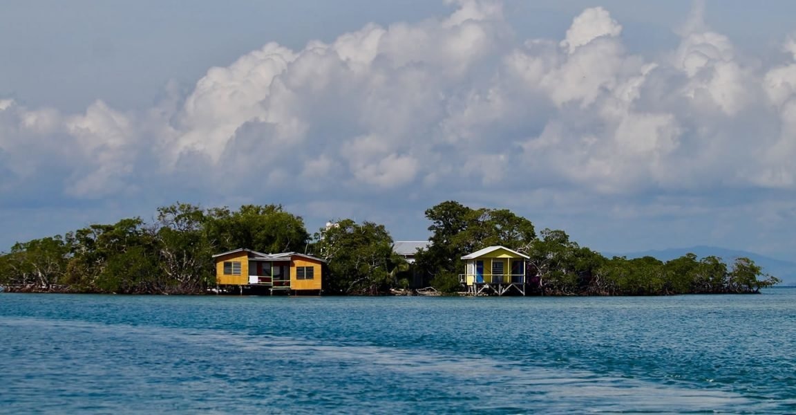 You Can Own an Entire Island in Belize For Under $500K