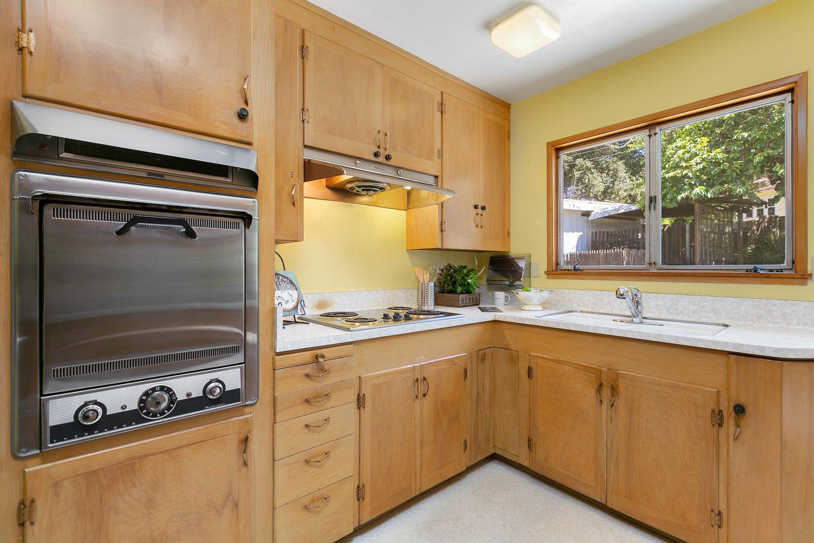 1960 PCC Case Study House #11 kitchen
