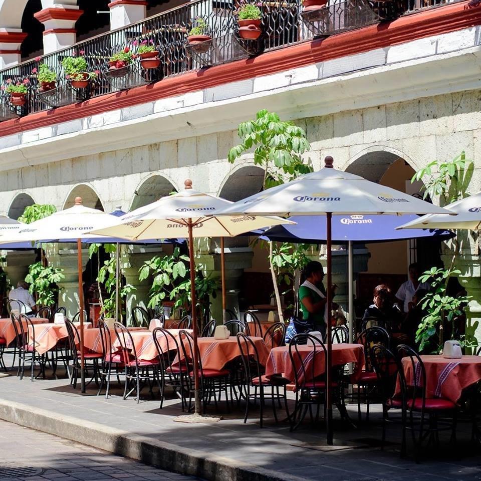 Café Bar del Jardín  Photo 4 of 7 in Top Design Cities 2019: Oaxaca, Mexico