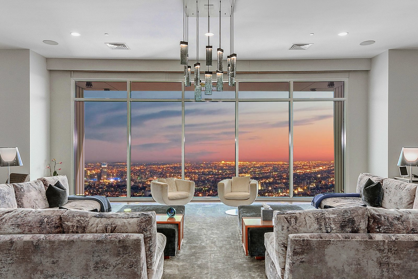Century City penthouse Scott Joyce LM Pagano