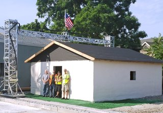 This Tiny Home Was 3D Printed in Half a Day For Less Than $2,000
