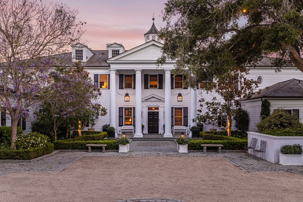 Rob Lowe's Palatial Montecito Estate Lists For $42.5M