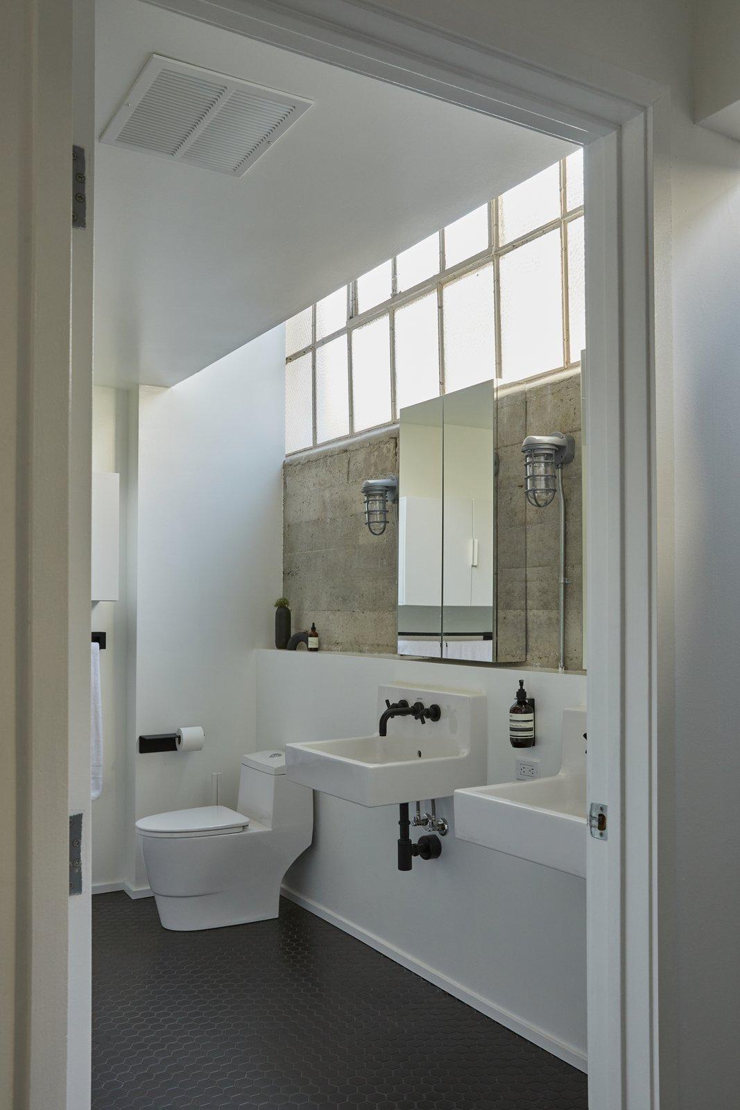 Walker Building Loft bathroom