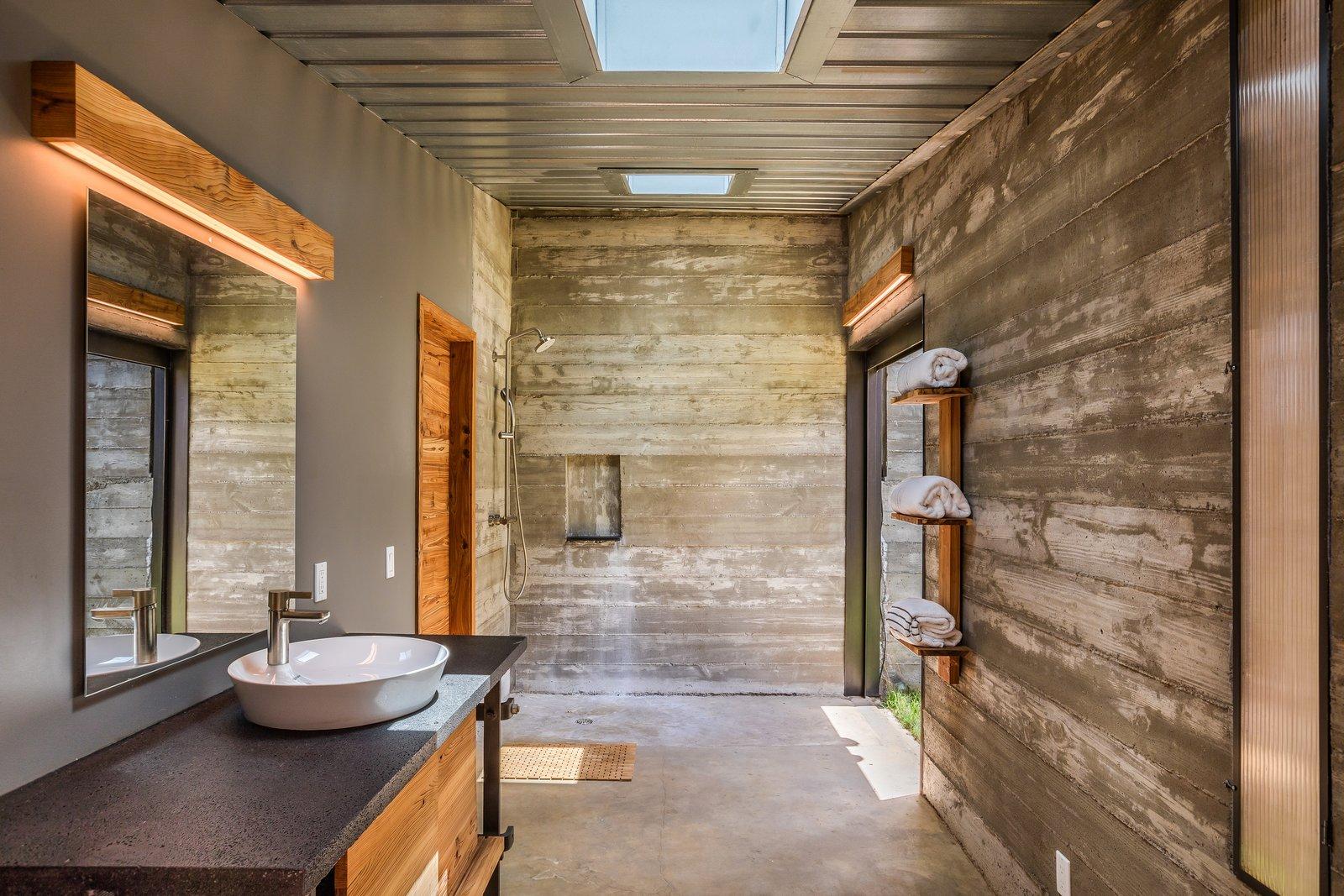 Anekona House Anderson Anderson Architecture bathroom