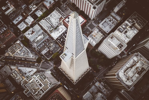 San Francisco's Transamerica Pyramid Is For Sale—For the First Time Ever