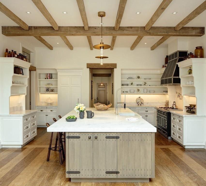 Brookline Estate Richard Landry Joan Behnke kitchen