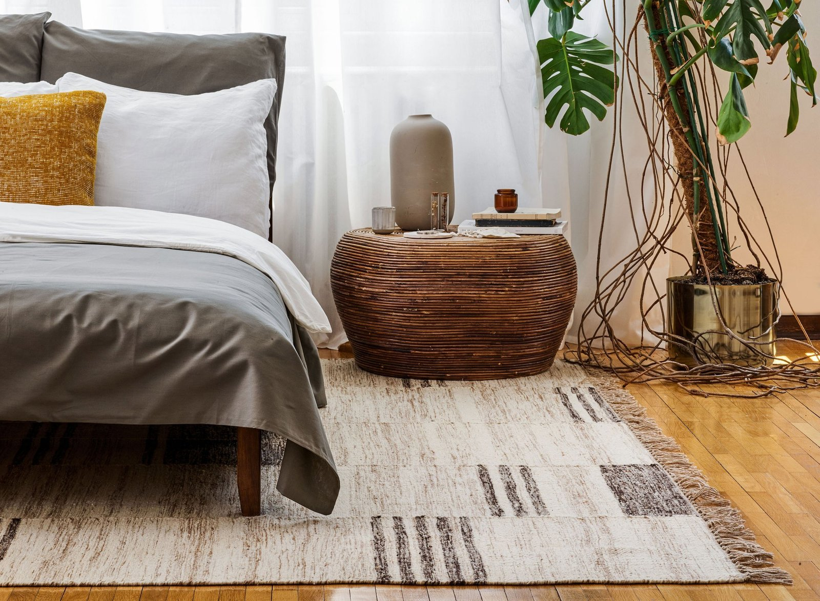 Best Affordable Bedroom Rugs Dwell