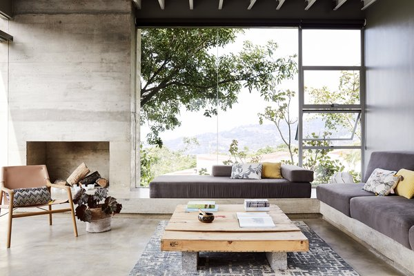 Dwell S Favorite 60 Modern Living Room Bench Design Photos And Ideas Dwell