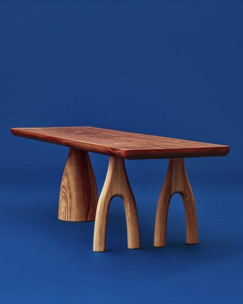 The Mezcal Table by SinCa Design.