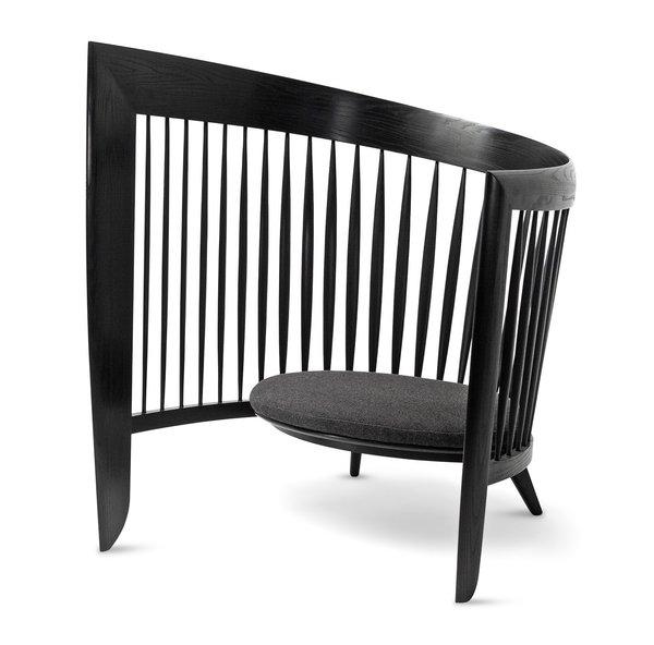 The Rhythmic Serenity Chair by Samson Furniture Design.