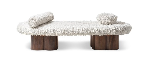 The Lana Bench by Agnes Studio.