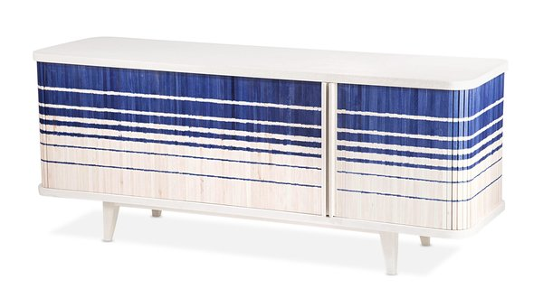 The Ikat Credenza by INDO-