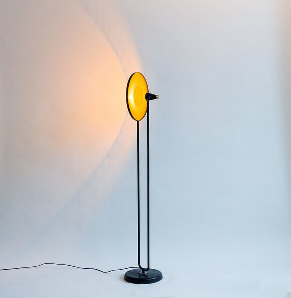 The Raa lamp by Simon Schmitz.