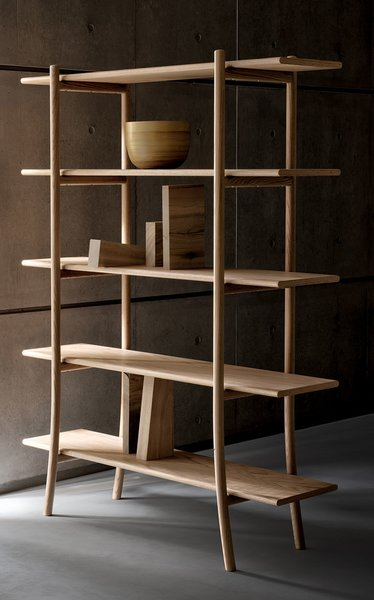 The Skyladder Shelves (Ariake Collection) by Gabriel Tan Studio