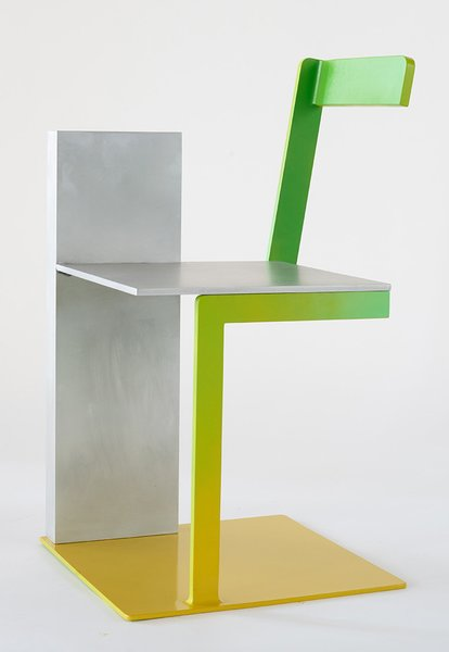 Chair 4 by Malcolm Majer