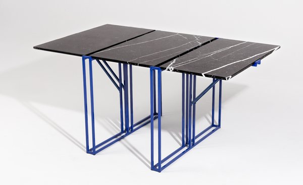 The Refectorio dining table from Collection 1 by Ángel Mombiedro.