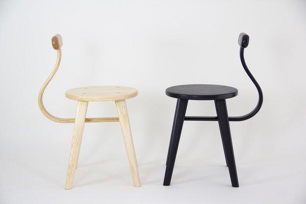 The Yin Yang Chair by SinCa Design.