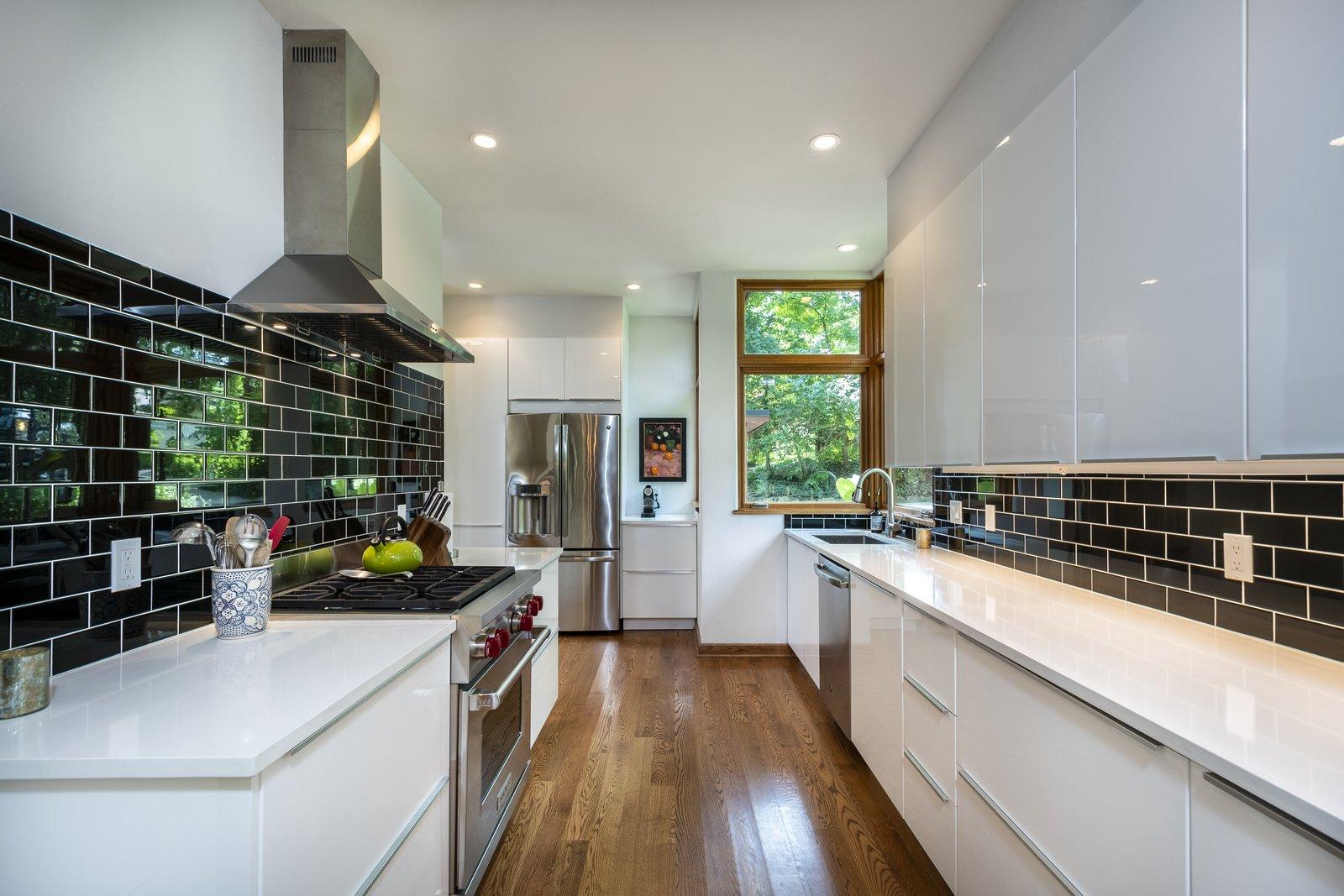 Porter Butts House William Kaeser  kitchen