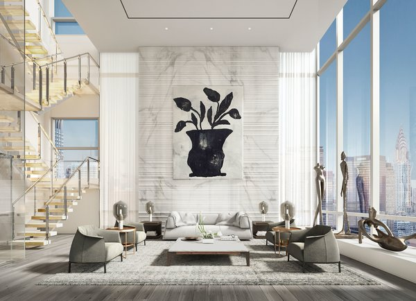 Peek Inside NYC's Most Expensive Home on the Market