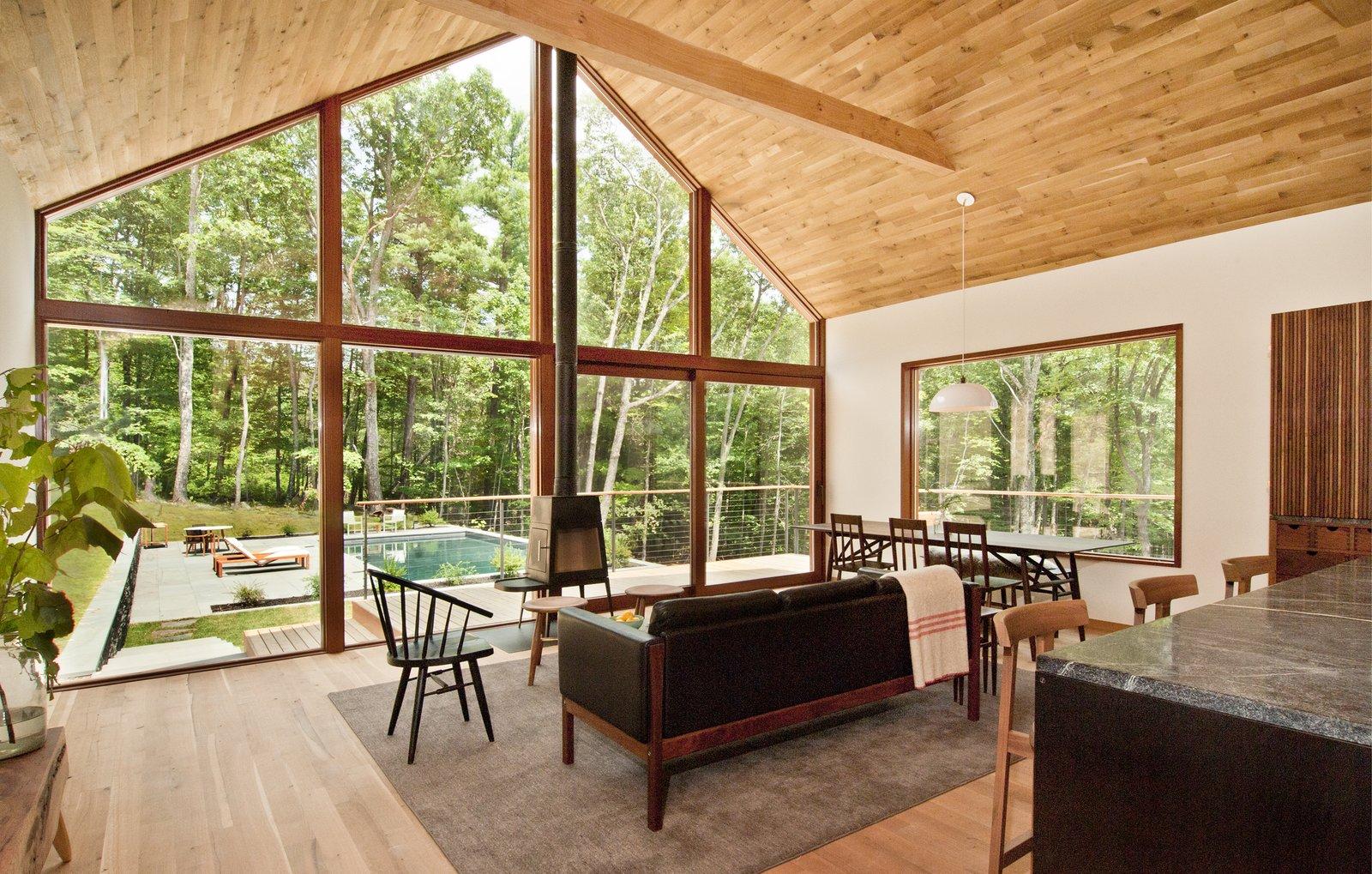Hudson Woods Lang Architecture living room
