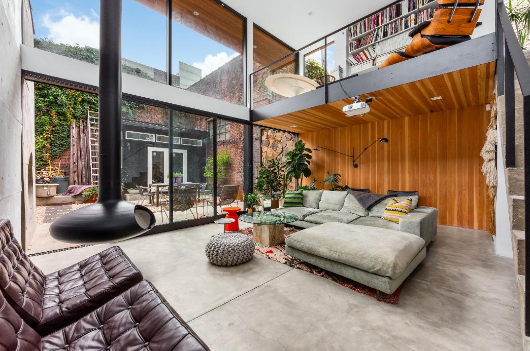 Katie Mossman's Greenpoint Duplex