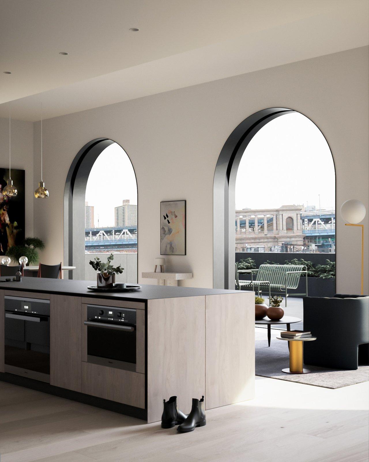 168 Plymouth Street Alloy Development  kitchen