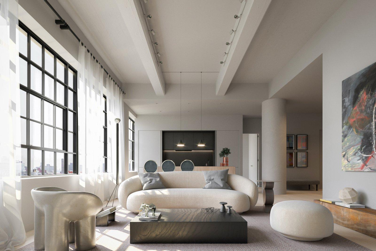 168 Plymouth Street Alloy Development  living room