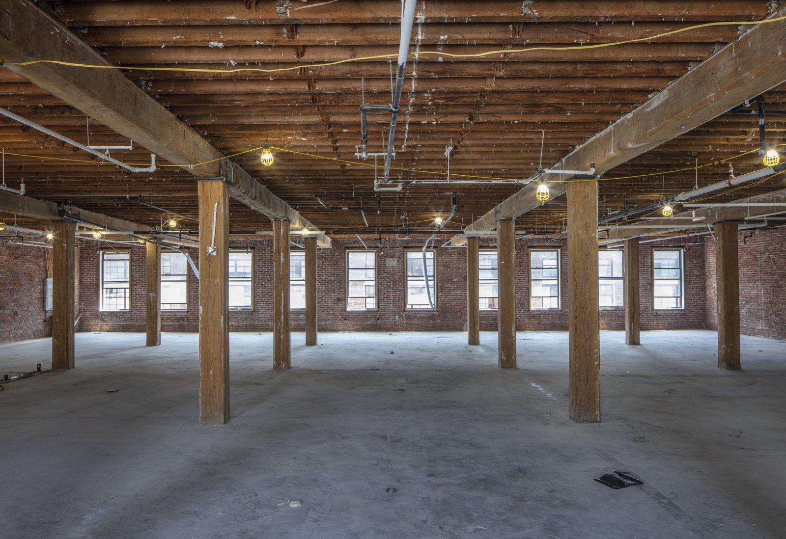 168 Plymouth Street Alloy Development  interior construction