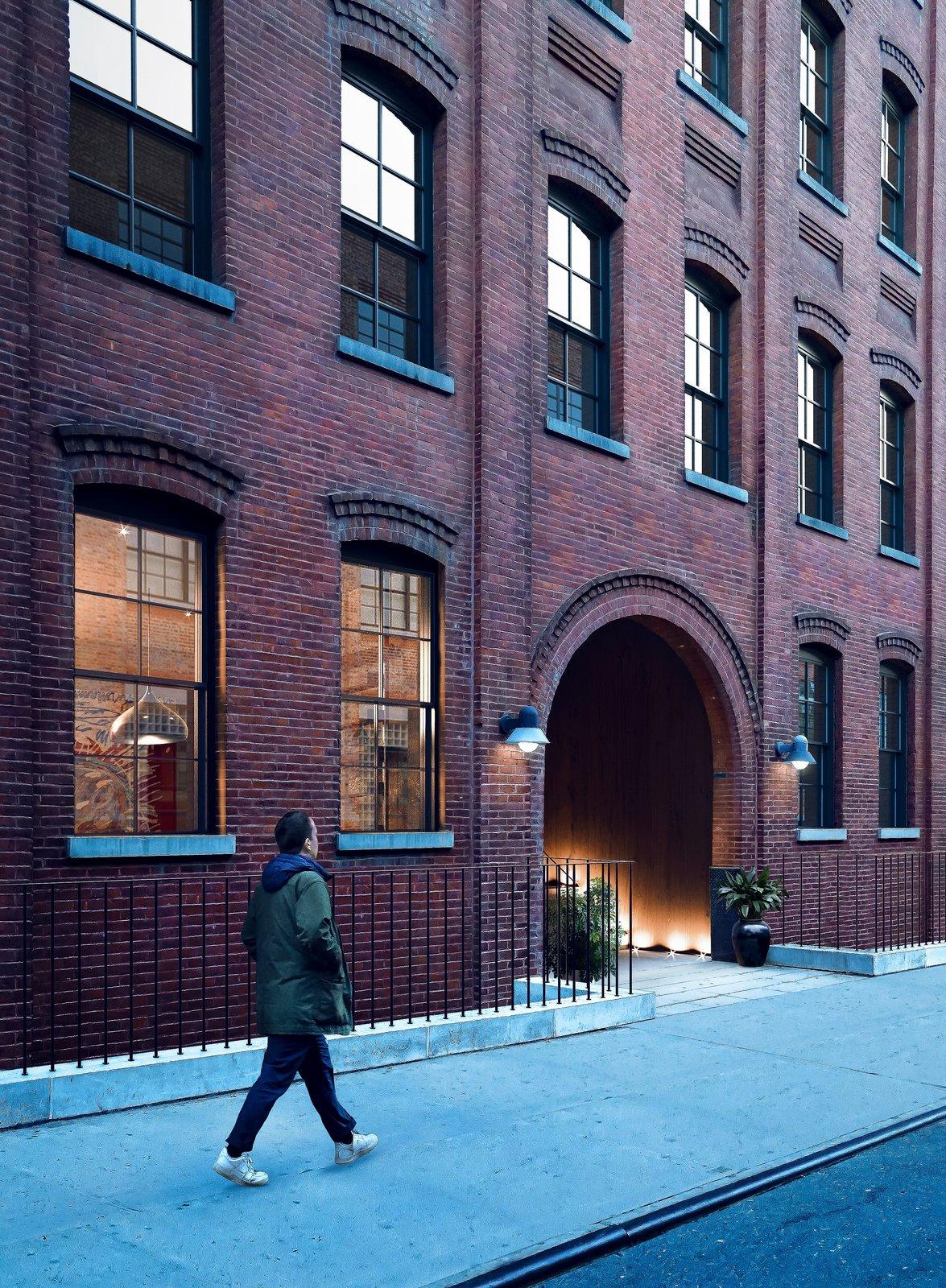 168 Plymouth Street Alloy Development  exterior
