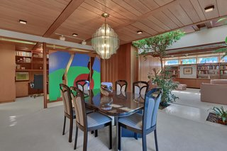 The Pristine Midcentury Home of Colorado Artist Edward Goldman Lists for $1.3M