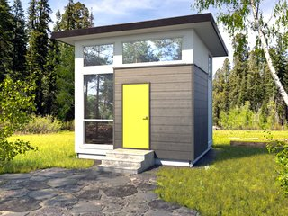 You Can Buy This Tiny House for $39K on Amazon