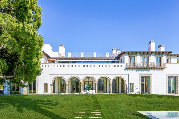 Michael and Eva Chow's Former Mansion in Los Angeles Asks $70M