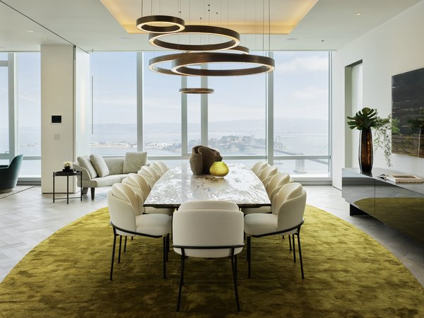 Best 60+ Modern Dining Room Rug Floors Design Photos And ...
