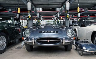 How Jaguar Creates the Cars of the Future While Celebrating its Past