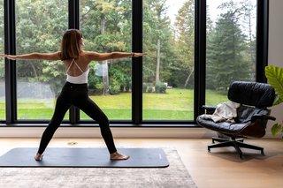 how to create a kickass home gym—no equipment necessary