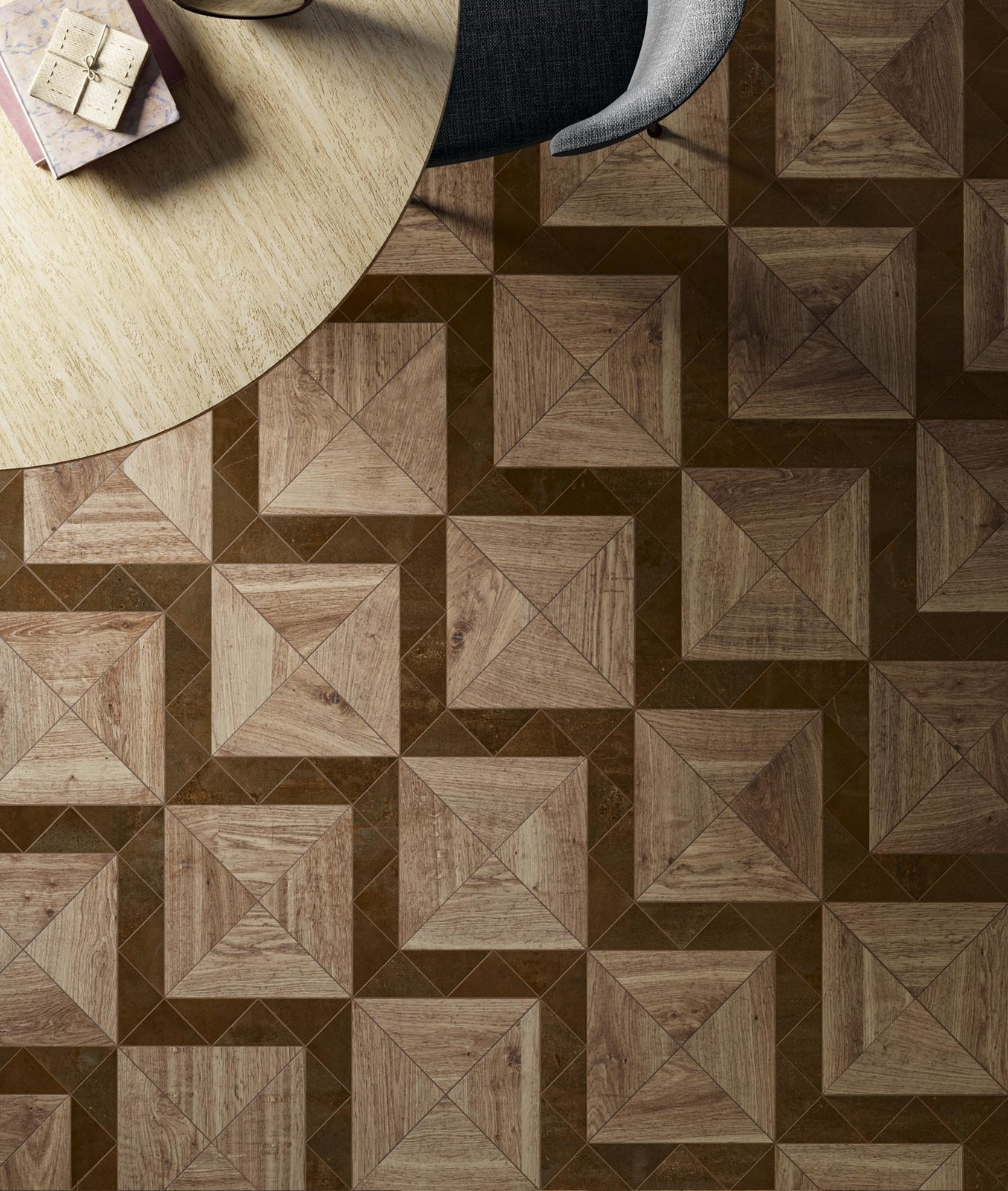 Ceramiche Piemme's faux wood tile collection  Photo 8 of 17 in Trend Report: Tile Style