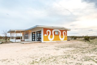 This Funky Desert Hideaway Near Joshua Tree Just Listed for $285K