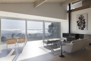An Architect Couple Open Up a Hilltop Home to Commanding Views