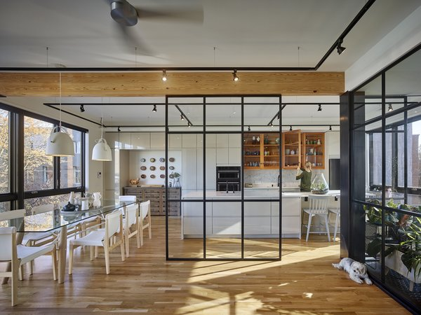 This Live-Work Home in Philadelphia Gets its Layout From the Renaissance