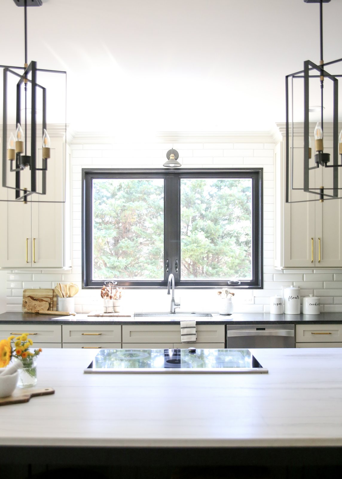 Photo 3 Of 5 In A Designer Couple Share Their Tips For Creating A Modern Kitchen Dwell
