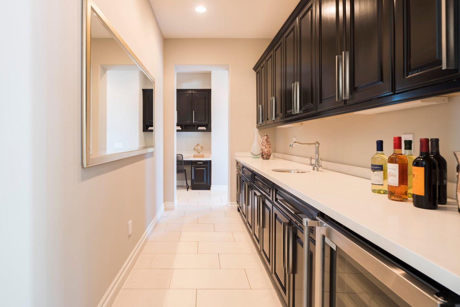 Katie Holmes Calabasas real estate butler pantry