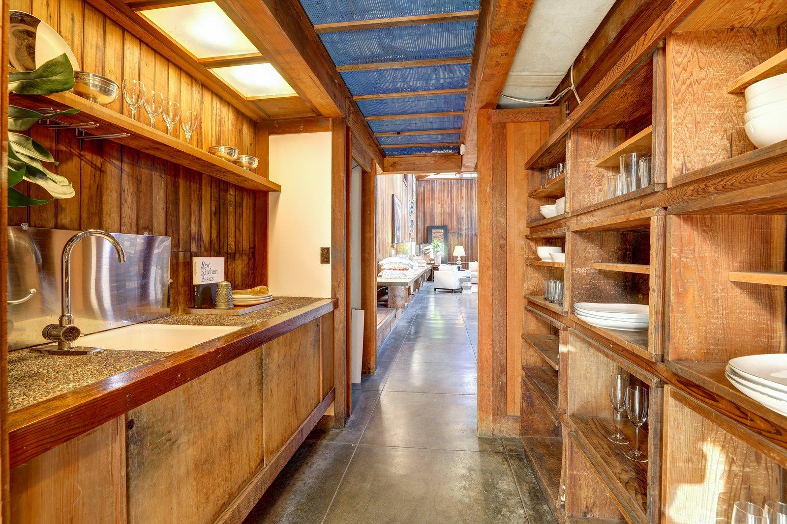 Red Barn Charles Warren Callister kitchen