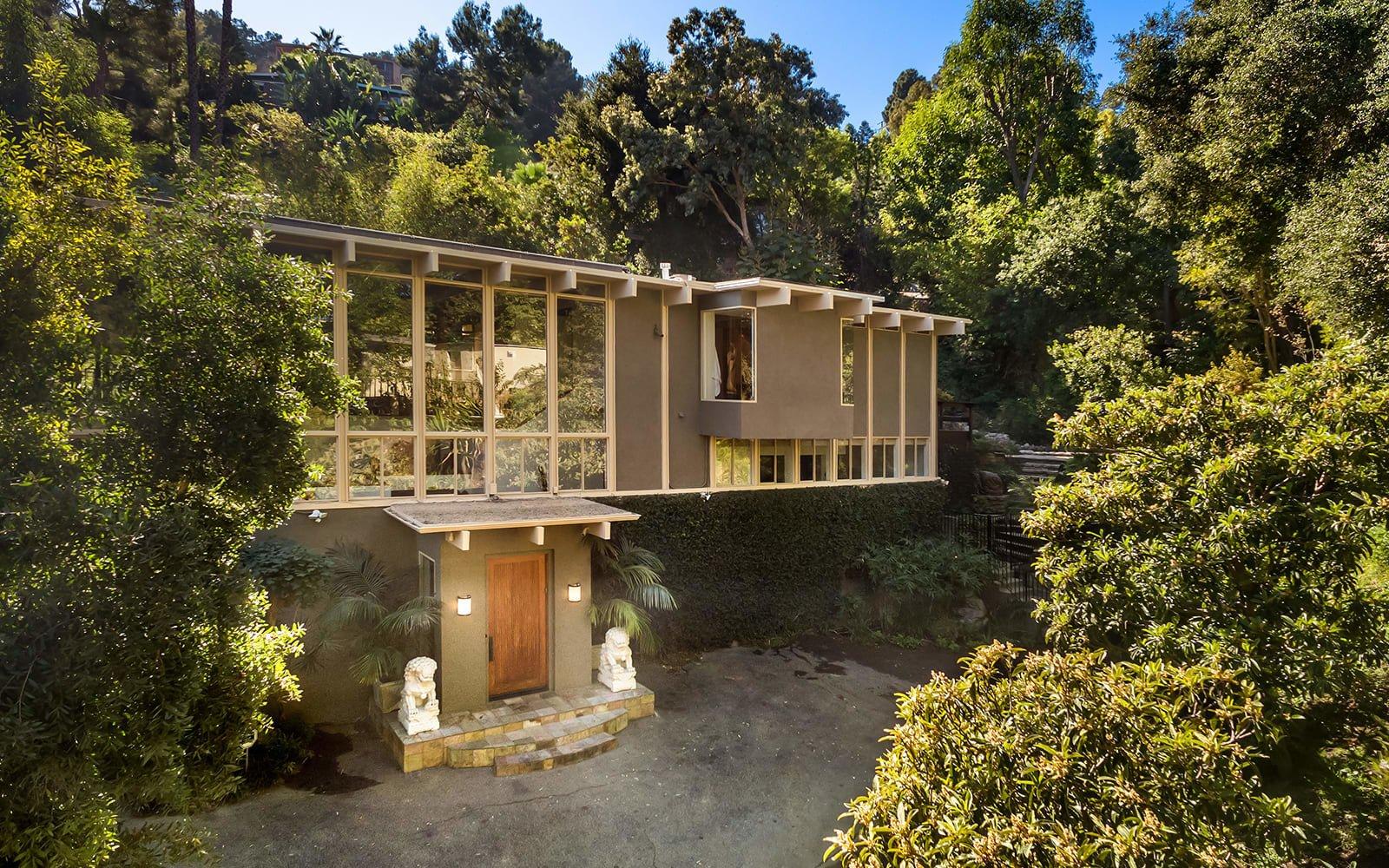 Midcentury House by Vernon F. Duckett exterior