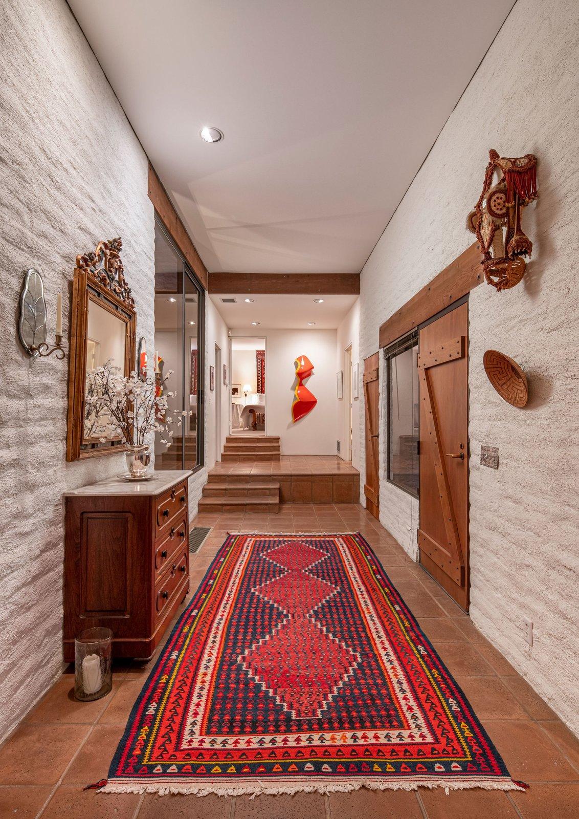 Ramada House hallway