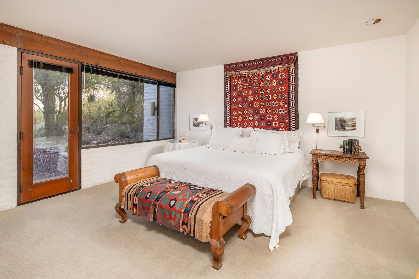 Ramada House bedroom