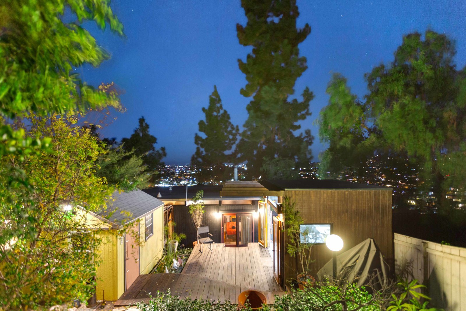 Beverly House San Diego real estate outdoor