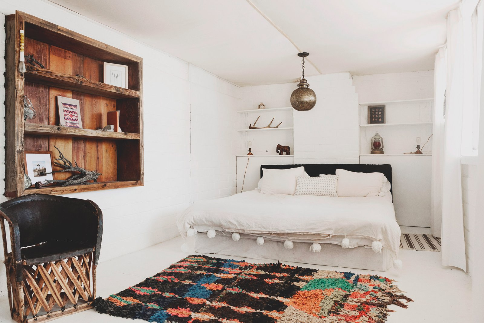 Verwonderend How Beni Ourain Rugs Made It From the Moroccan Mountains to Our XN-71