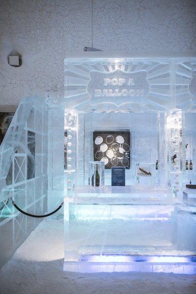 Icehotel 365 Torneland bar